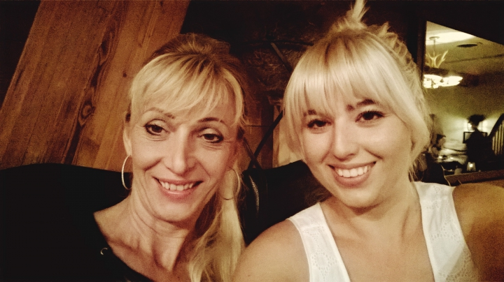 dcéra s mamou