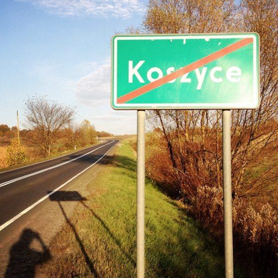 Košice exit
