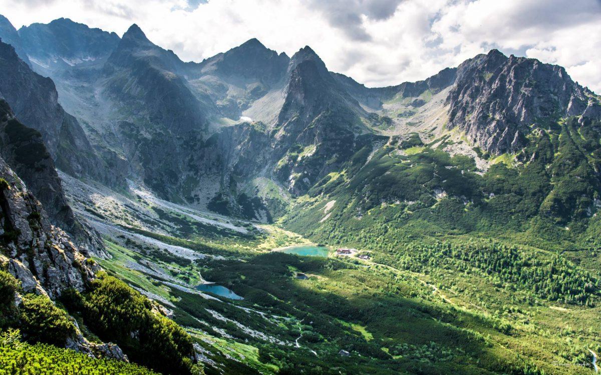 10a64252aaf Túry v slovenských horách, ktoré sa vám odvďačia najkrajšími ...