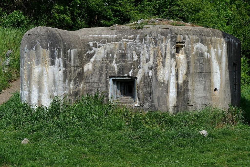Vojnové bunkre