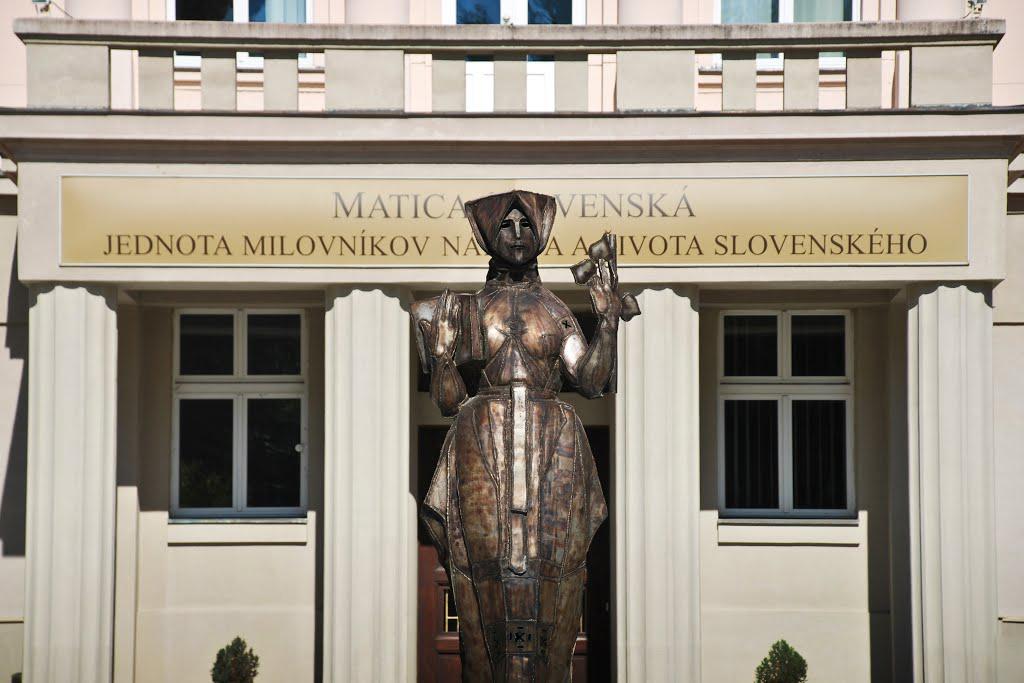 Matica slovenská, Martin
