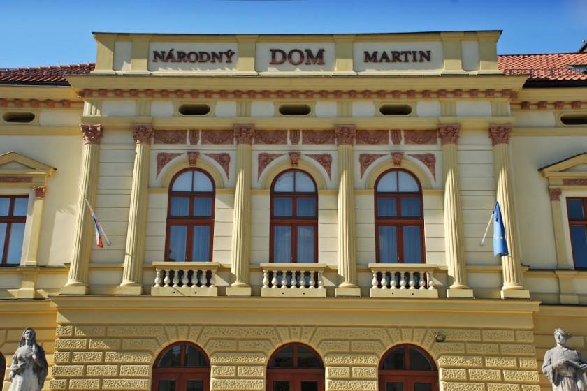 Národný dom, Martin