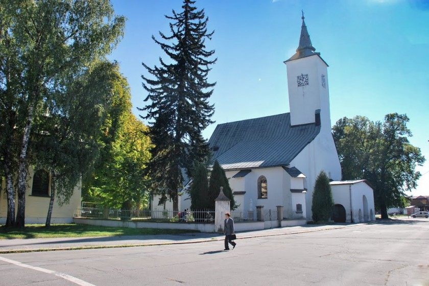 Kostol sv. Martina, Martin