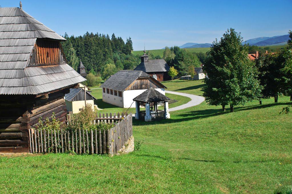 Múzeum slovenskej dediny, Martin