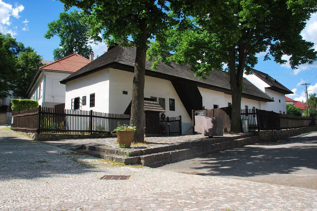 Rodinný dom Ľ. Štúra aA. Dubčeka