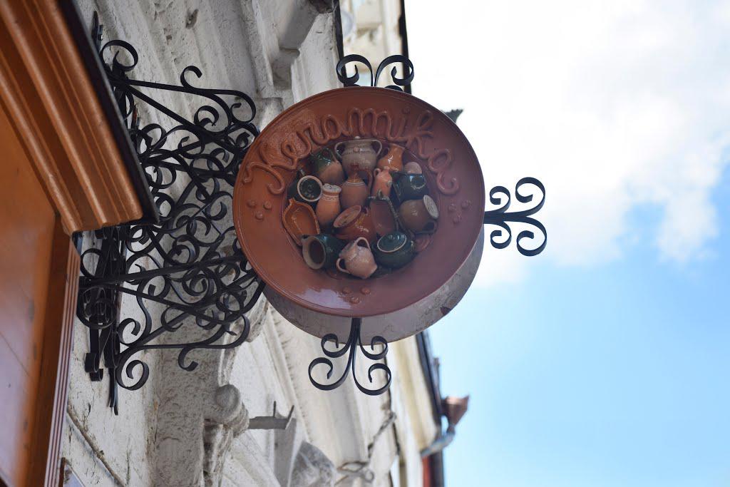 Keramika vModre