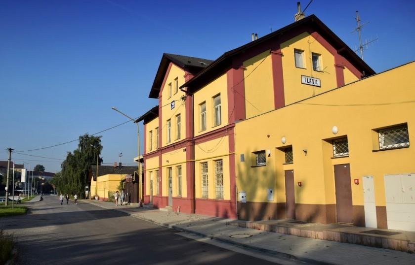 Železničná stanica Ilava