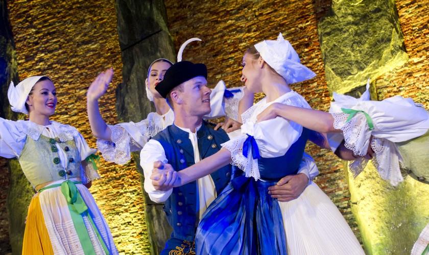 slovenský folklórny tanec