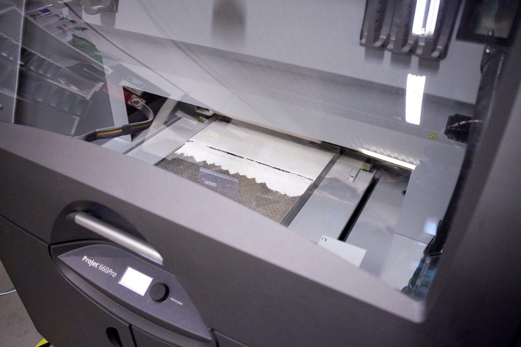 3D prívesok tlačiareň
