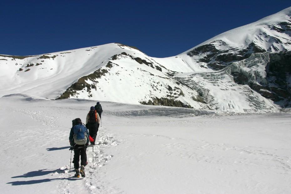 Trekovanie v zime