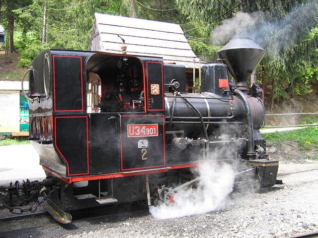 Lesná železnica