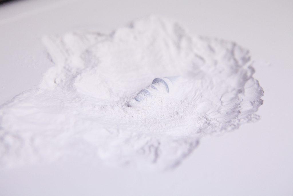 3D prívesok O2