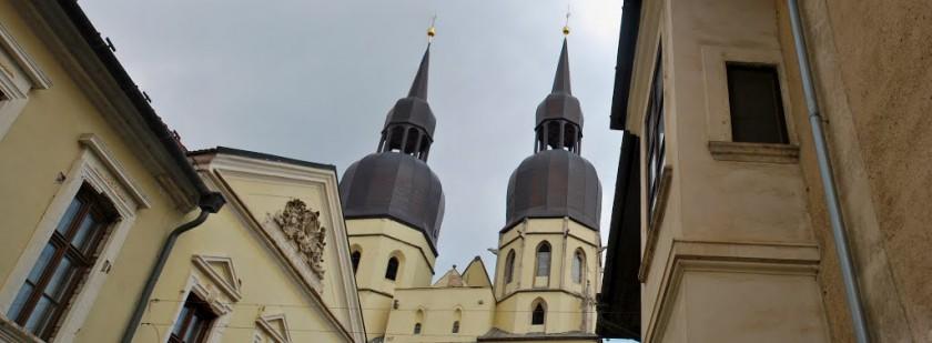 Dóm sv. Mikuláša vTrnave