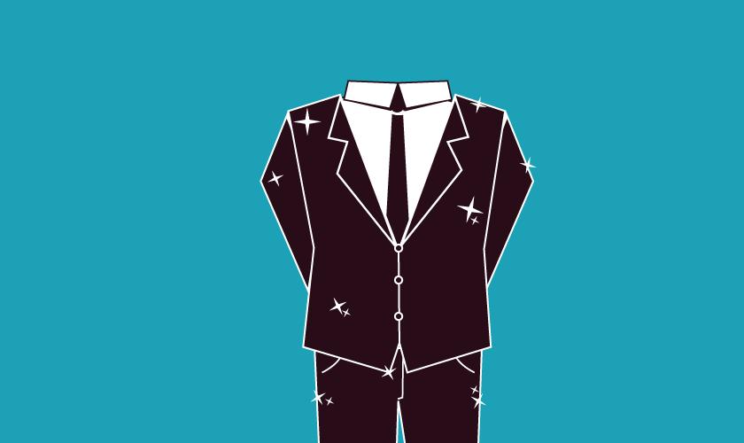e4412cdde46a Ako správne nosiť oblek do práce a na stretnutia