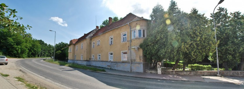 Dom vinohradníkov vModre