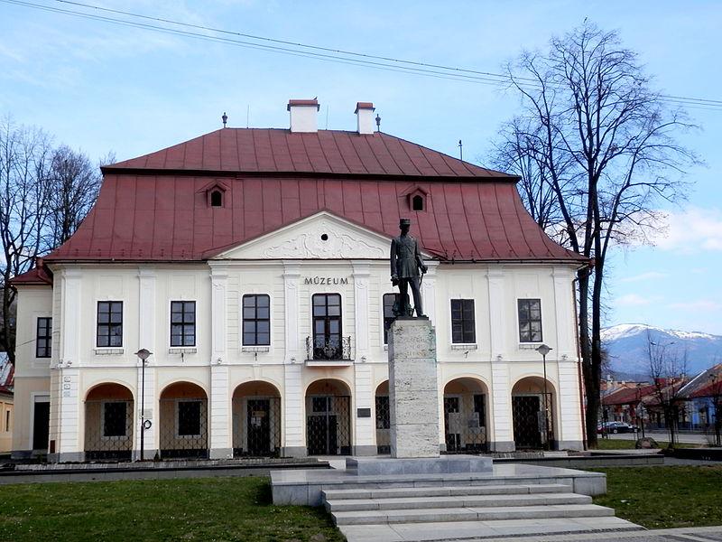 Múzeum vBrezne