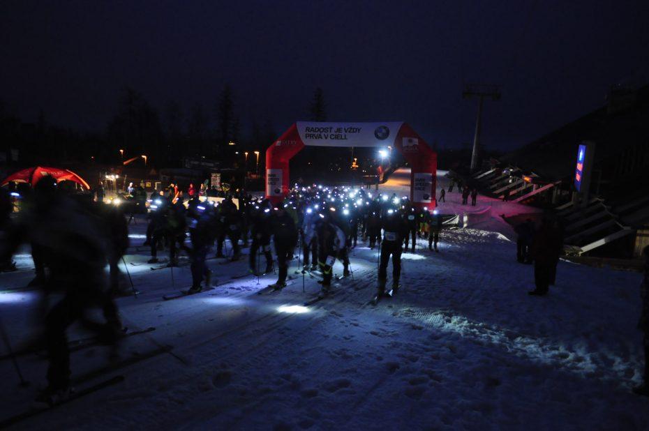 Vertical Grand Tour Vysoké Tatry