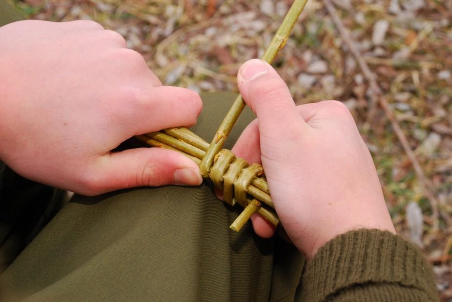 pletenie korbáča