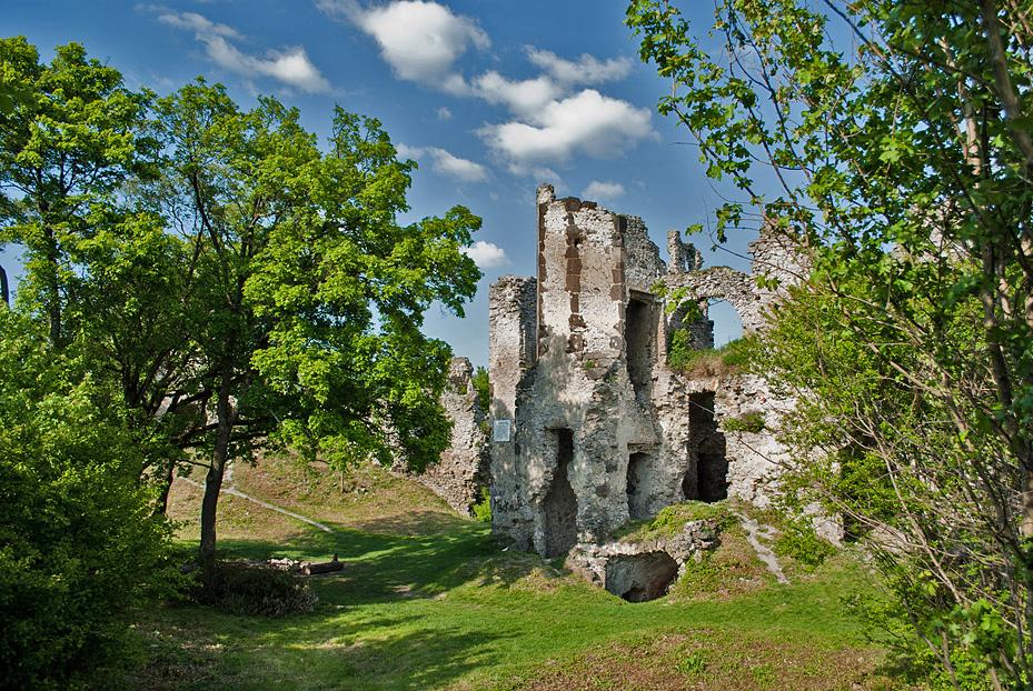 "[lnk url=""https://commons.wikimedia.org/wiki/Category:Vinn%C3%A9_Castle#/media/File:Hrad_nad_Vinn%C3%BDm_od_n%C3%A1dvoria_jar.jpg""]Zdroj: Wikipedia, Autor: Patrik.cimprich[/lnk]"