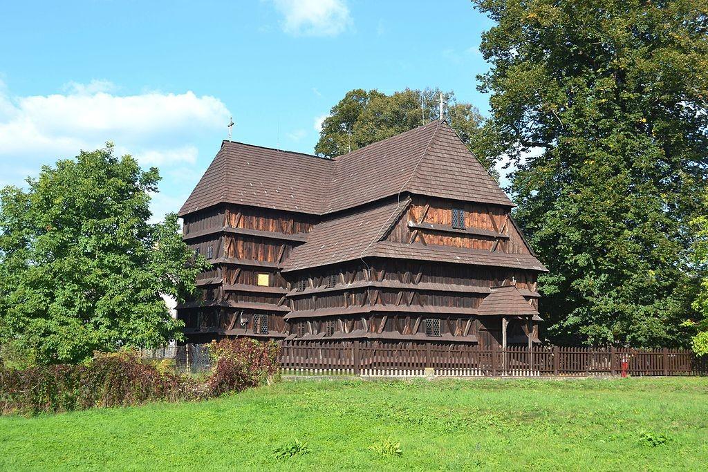 Artikulárny kostol Hronsek