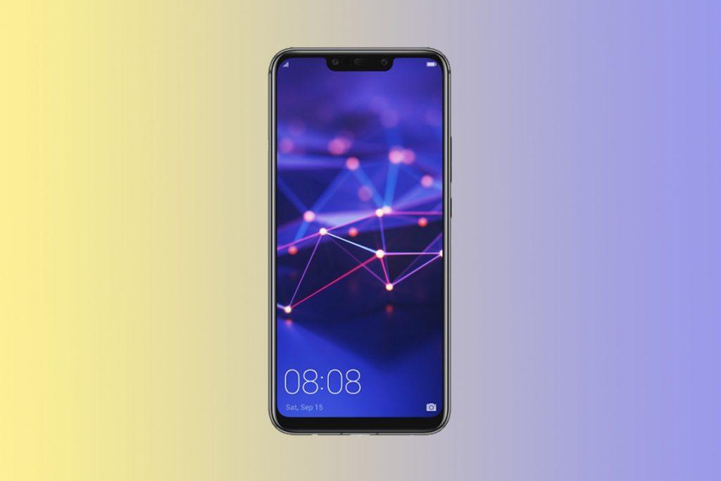 Skvelý výkon zariadenia Huawei Mate 20 Lite zabezpečuje technológia čipsetu  12 nm Kirin 710 fb01026534f