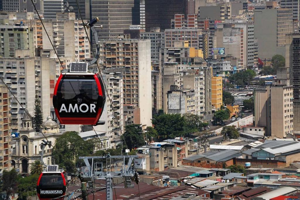 Tramo Expresso Caracas