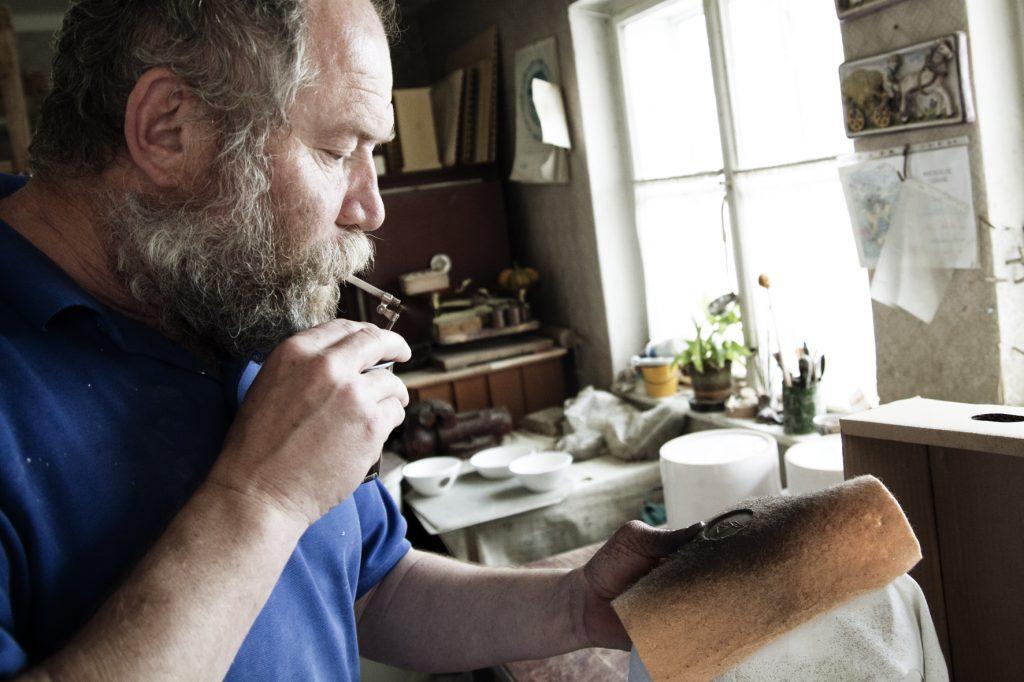 Marian Liska Modranska keramika