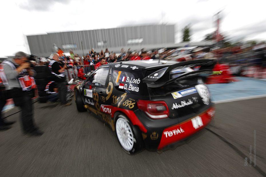 Sebastian Loeb & Daniel Elena WRC, Citroen DS 3