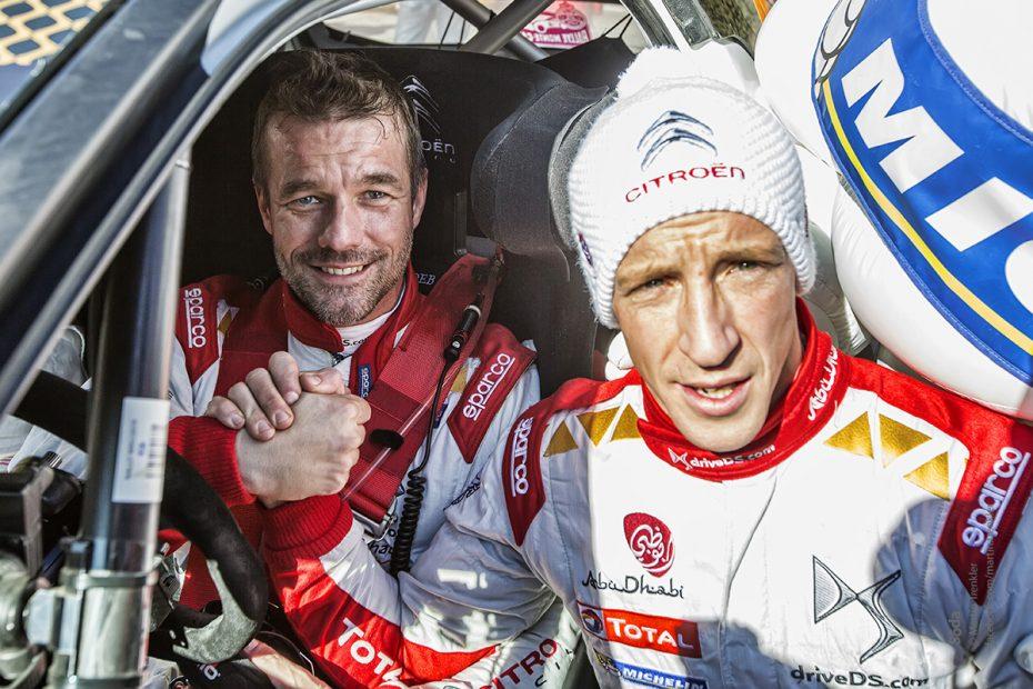 Sebastian Loeb WRC