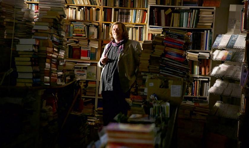 Koloman Kertész Bagala, knižnica