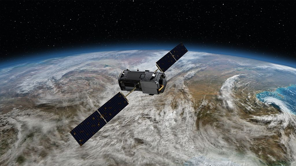OCO satellite