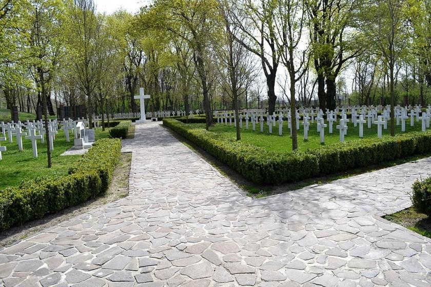 Petržalka vojenský cintorín