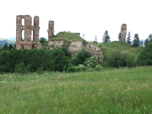 Plaveč_Castle