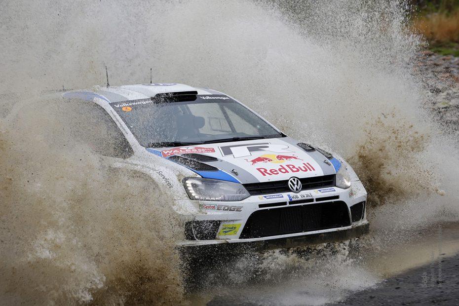 VW Polo WRC