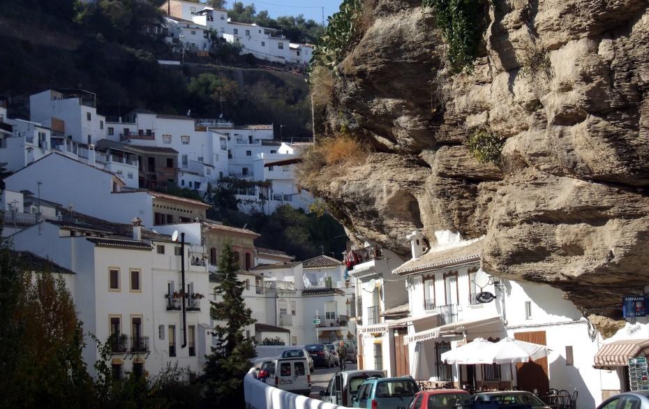 domy v skale