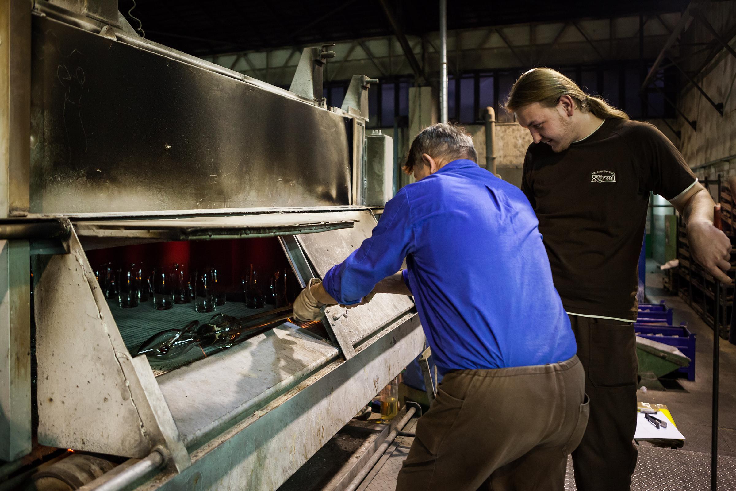 Schladenie vchladiacej peci(11)