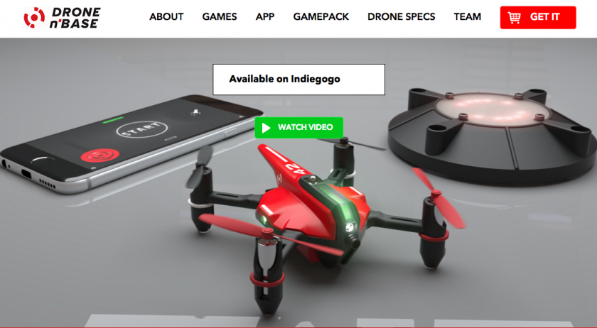 Drone 'n Base