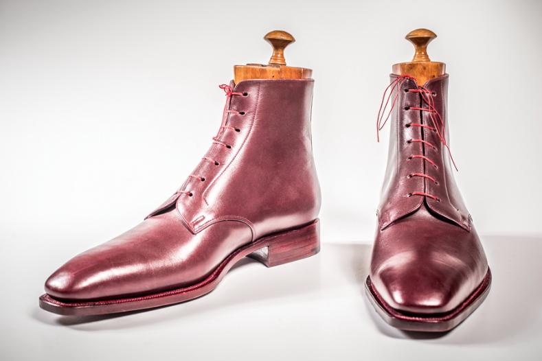 ručne šité topánky Marek Pažitný