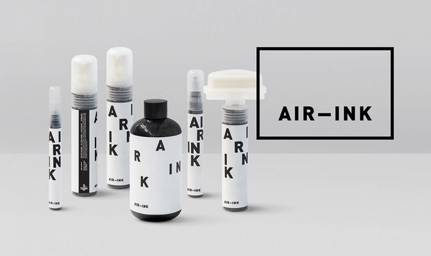 Air-Ink produkty