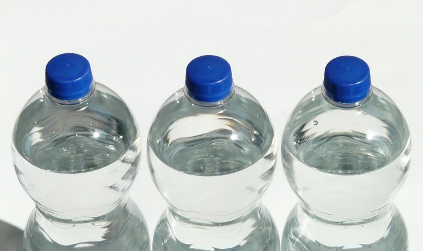 flaše minerálky