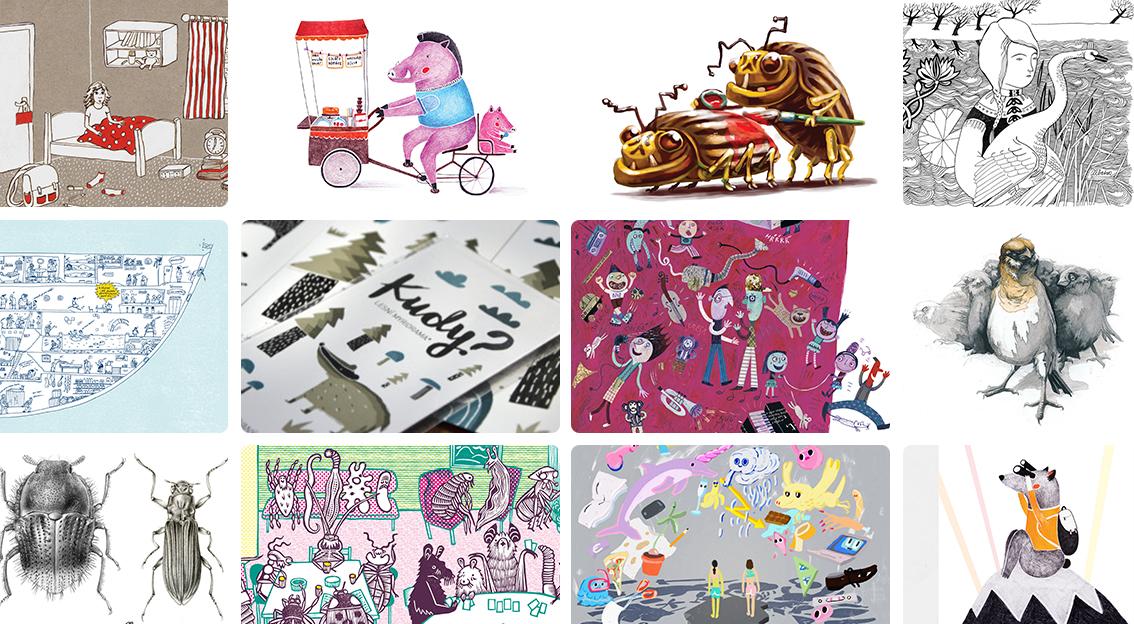 686fcdeb4 Pozrite si tvorbu šikovných slovenských umelcov, ktorí pomáhajú vytvárať  predstavy čitateľov.