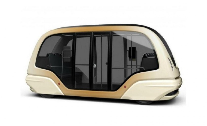 autonómny minibus