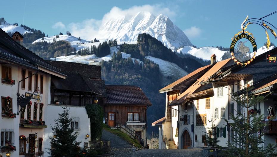 horské mesto