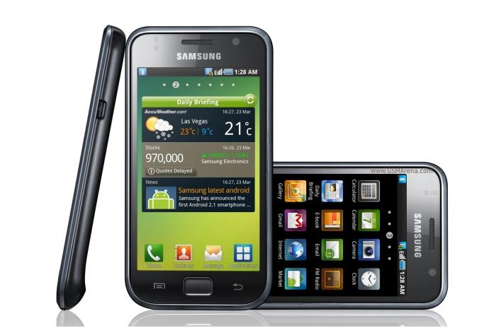 Prvý zo série svetoznámych smartfónov s Androidom od Samsungu uzrel svetlo  sveta v roku 2010. Svojho času najtenší smartfón na svete 2cf7550ddf5