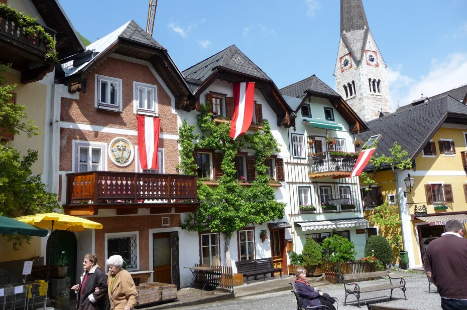 mestské domy