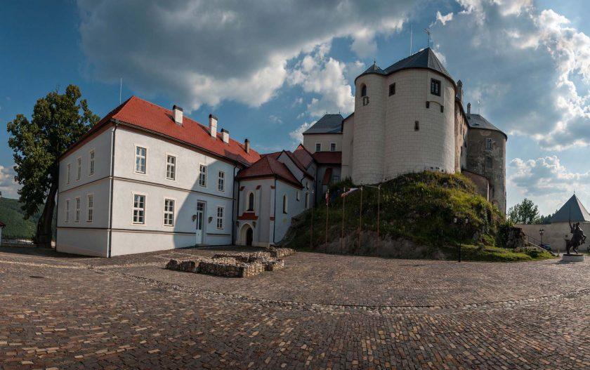 Hrad Lupča