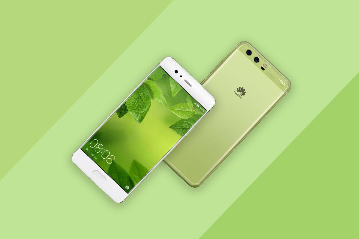d66b7bab55 Záplavu súčasných čiernych a strieborných telefónov prišiel narušiť Huawei  P10 so svojou Greenery zelenou farbou. Jemný prírodný motív sa takmer  okamžite ...