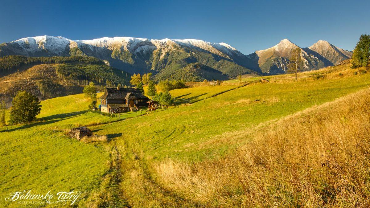 Belianske Tatry dolina