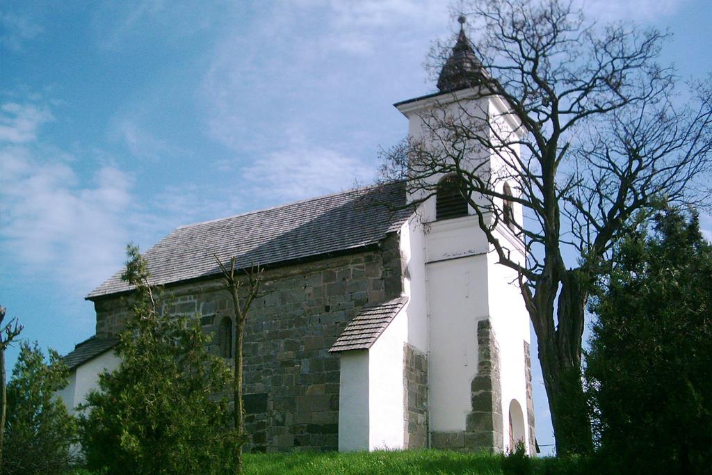 Kalvinsky kostol Kalinciakovo