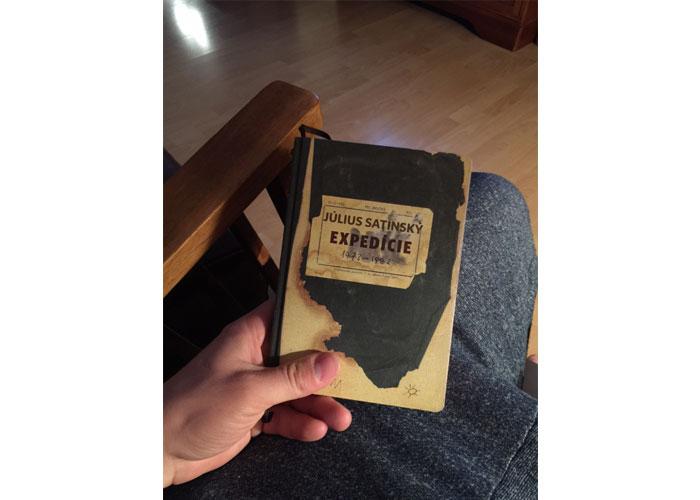 kniha Expedície od Júliusa Satinského